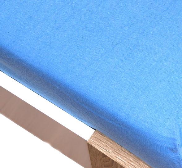 Homa jersey plachta svetlo modrá 60x120cm