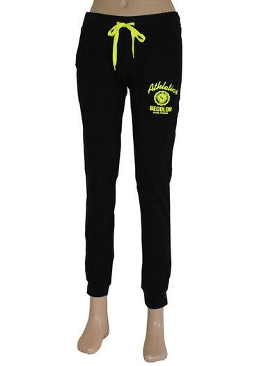 Teplákové nohavice Athletics - čierna W